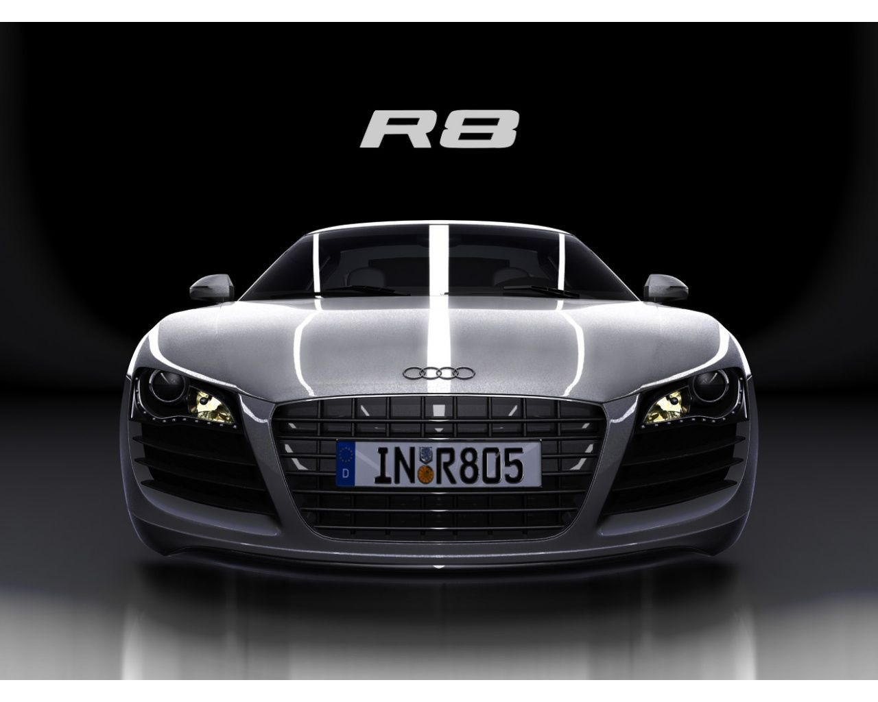 Nice Audi R8 Sports Car Wallpapers  Audi Automotive Design