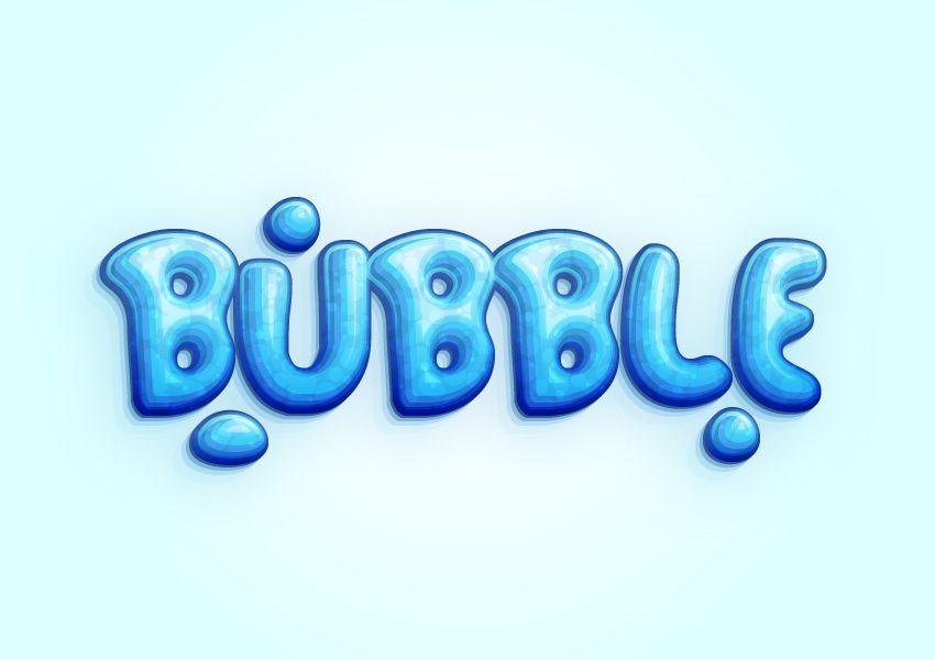 45++ Bubble letter logo maker inspirations