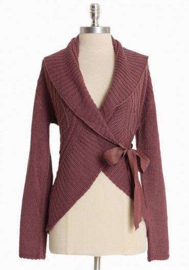 $44.99 - cozy 'n cute wrap sweater | My Style | Pinterest ...