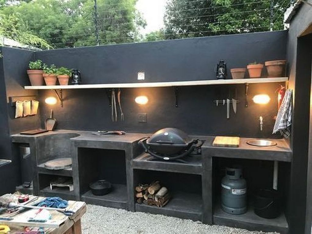 38 Inexpensive Renovation Tips Ideas For Outdoor Kitchen Outdoor Kitchen Decor Outdoor Kitchen Design Outdoor Kitchen