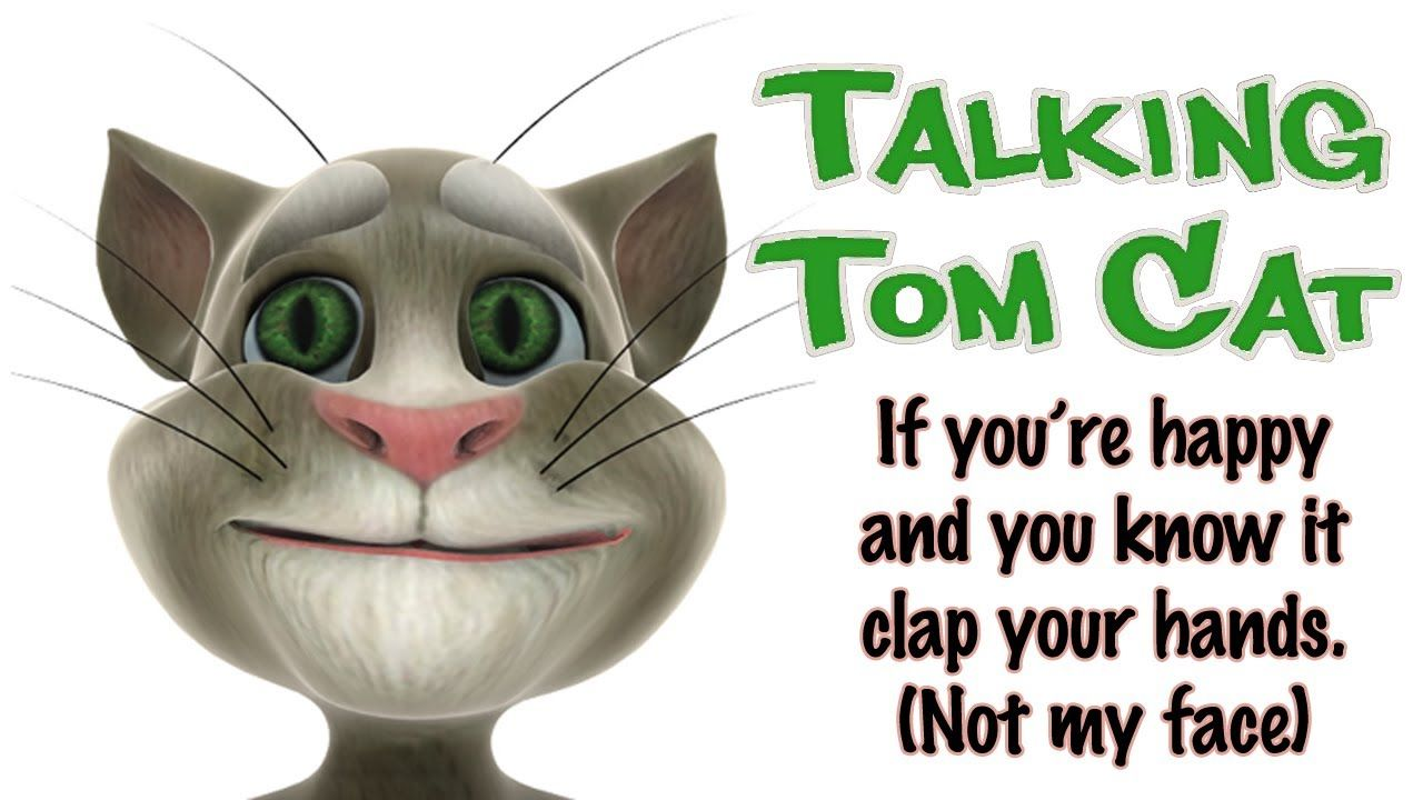 Pin by Alonda Smith on TALKING CATS Talking tom cat, Are