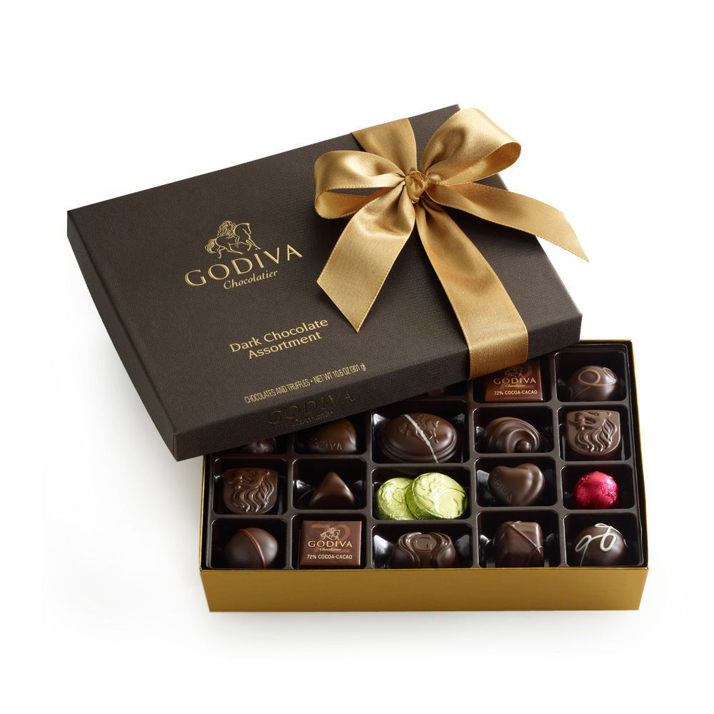 Chocolate Gift Boxes Delhi : Image result for godiva premium chocolate tamrah dates