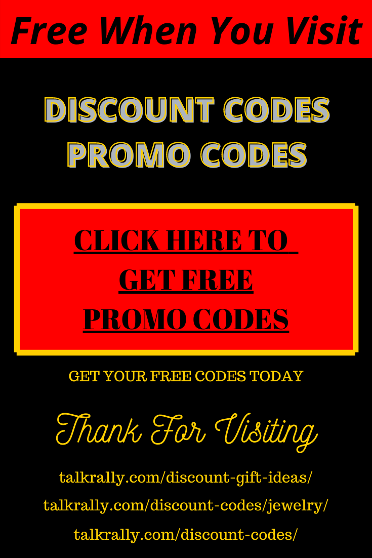 Free Discount Codes Free Promo Codes Updated Daily Amazon Deals More Online Retailer Deals Free Promo Codes Promo Codes Coding
