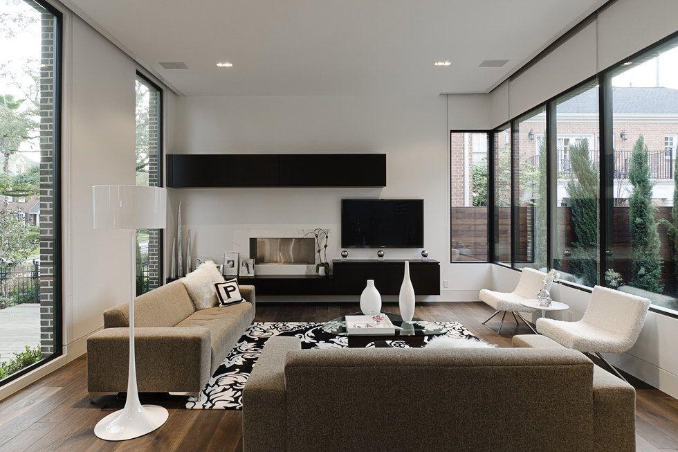 40 idee di un soggiorno minimal per una stupenda casa moderna ...