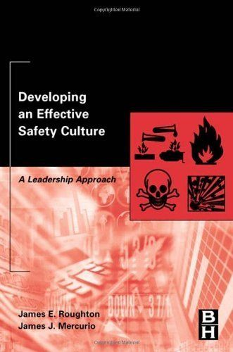 Developing an Effective Safety Culture: A Leadership Approach by ...