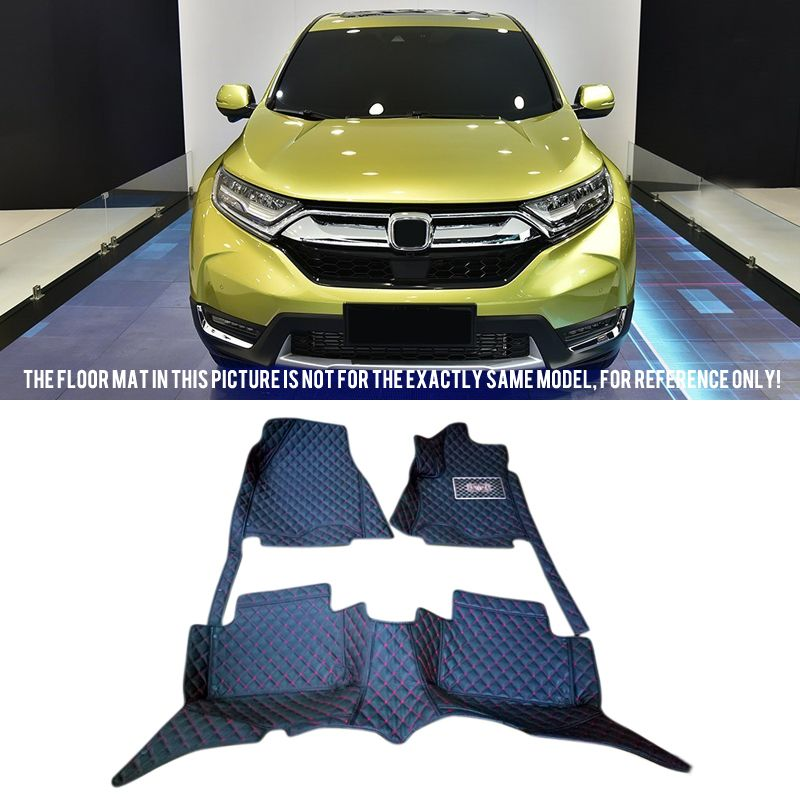 Front Back Floor Mats Carpets Pad Protector Covers For Honda Cr V 2017 2018 Honda Crv Fit Car Interior Accessories