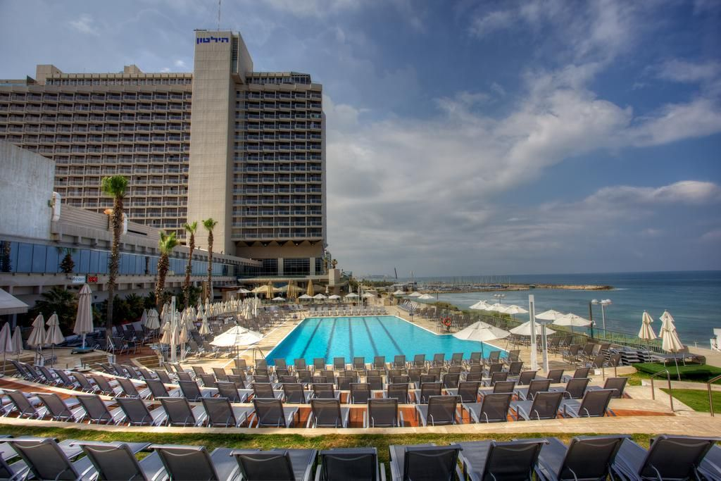 Hilton Tel Aviv Hotel Tel Aviv With Images Tel Aviv Hotels