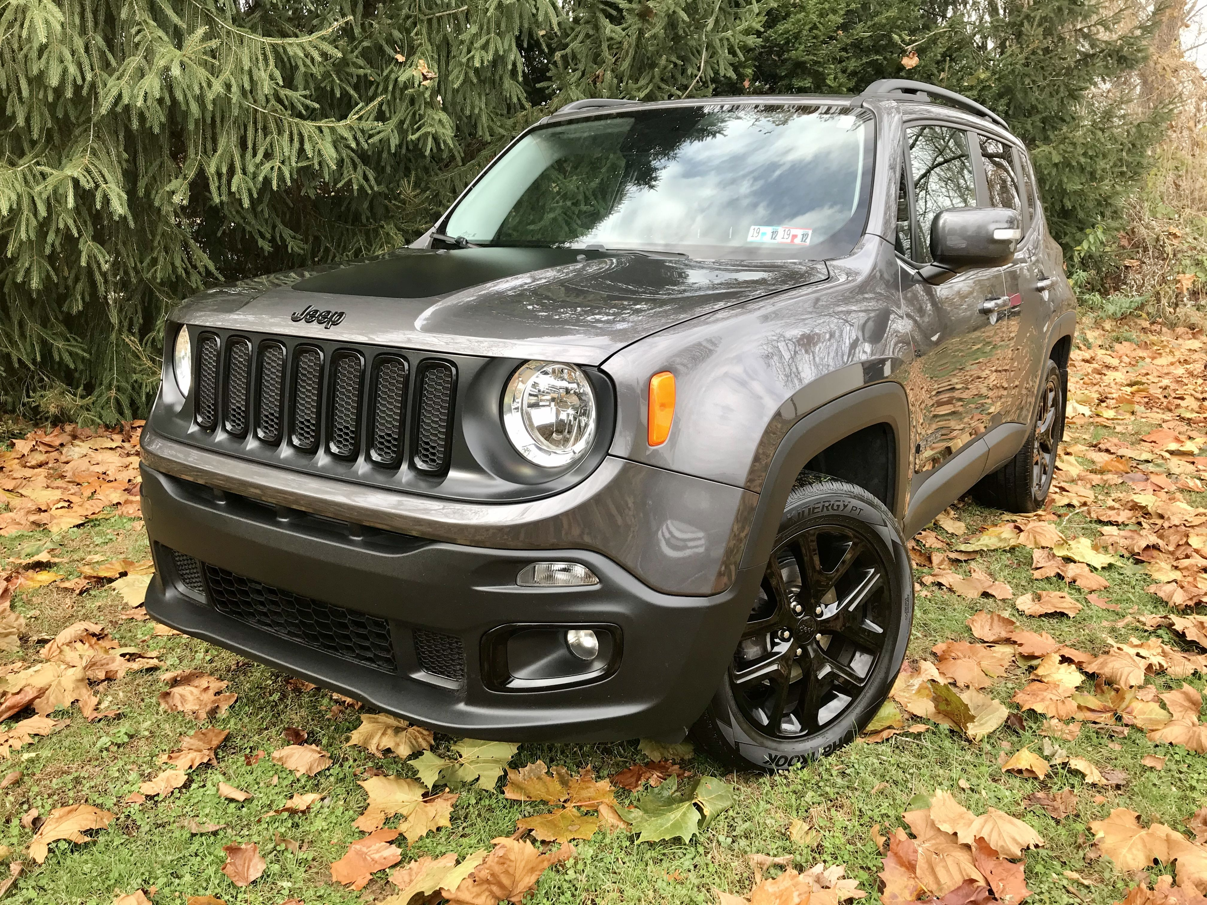 Jeep Renegade To Get A Plug In Version By 2020 Jeep Renegade Jeep Autos