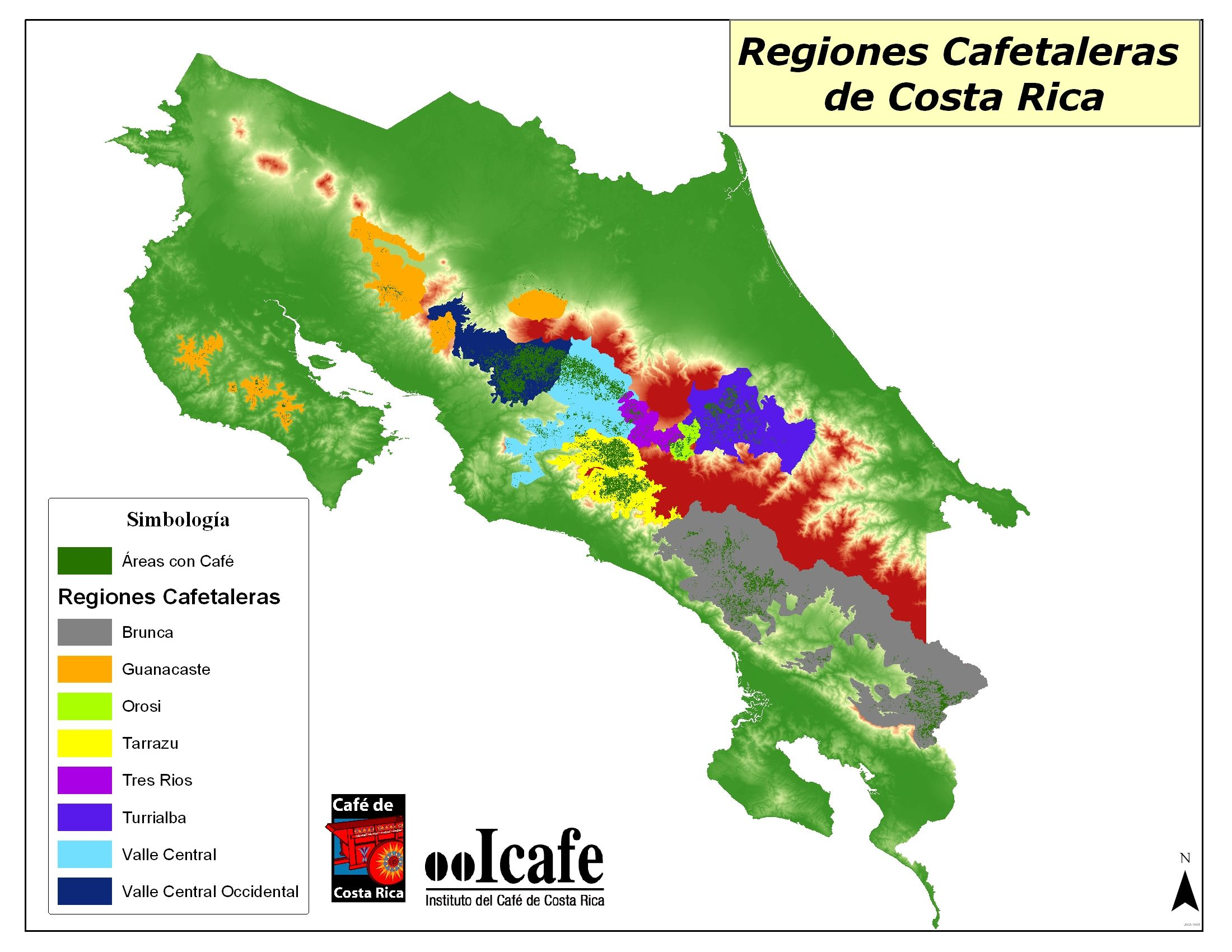 23 best Coffee Growing Regions images on Pinterest  The coffee