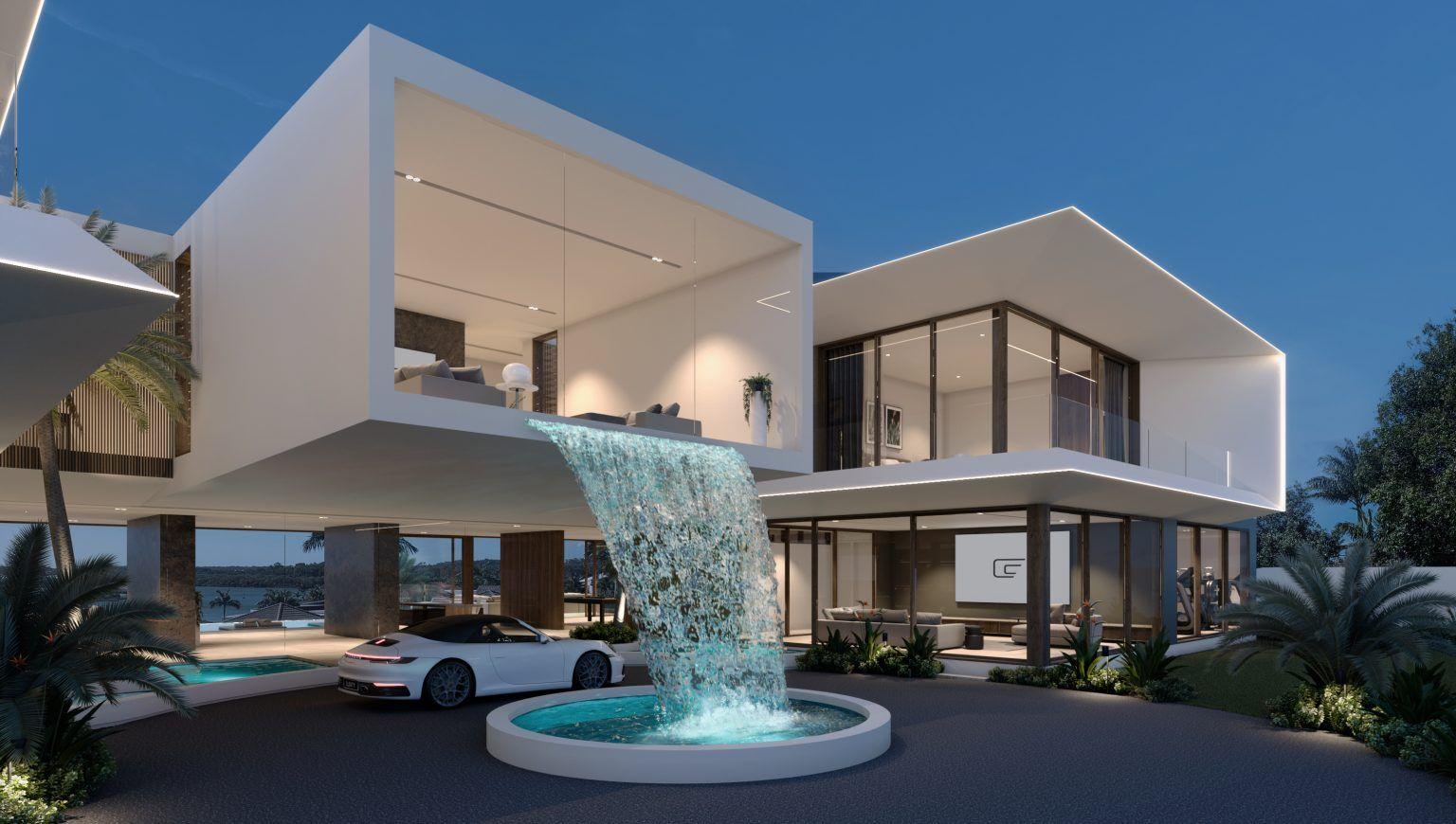 SANCTUARY COVE HOUSE - Chris Clout Design