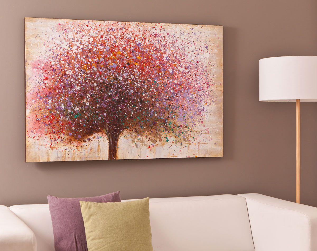 toile arbre colach arte. Black Bedroom Furniture Sets. Home Design Ideas