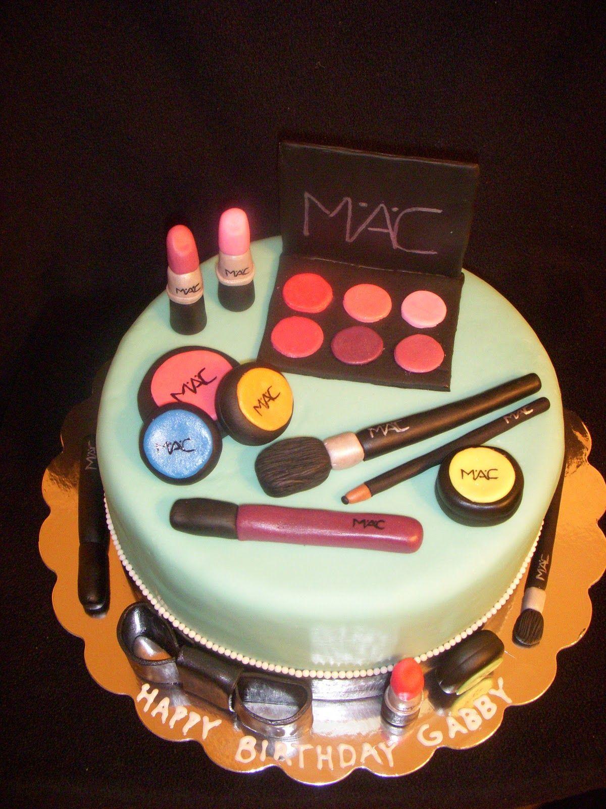 makeup bag cake Google Search Make up cake, How to