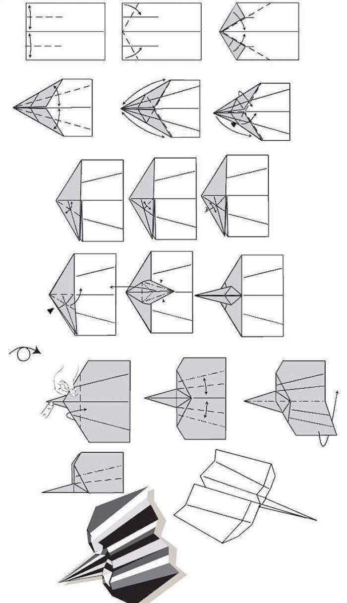 Vous Avez Une Ame De Pilote Vous Aimez Les Avions En Papier Alors Voici 15 Modeles Que Vous Allez Adorer Faire Un Avion En Papier Comment Faire Un Avion Avion En Papier