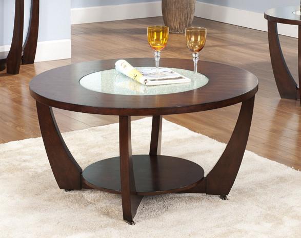 Rafael Cocktail Table With Casters Transitional Coffee Tables By Gwg Outlet V 2020 G Interer Mebel Neobychnaya Mebel