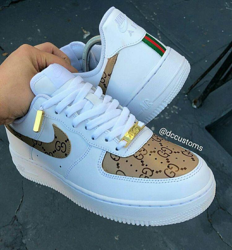 buy online 2de09 2b809 F     missmelanatedt Sneakers Muoti, Nike Kengät, Korkokengät, Muotikengät,  Gucci