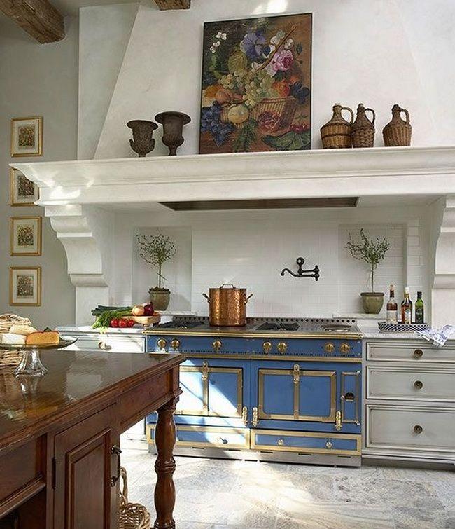 Marvelous 50+ Parisian Kitchen Decor Small Spaces_55 Ideas