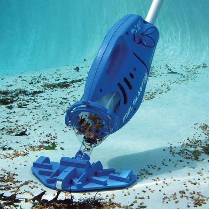 Clean Your Pool With Hoseless Vacuum Pool Vacuum Pool Cleaning Pool Maintenance