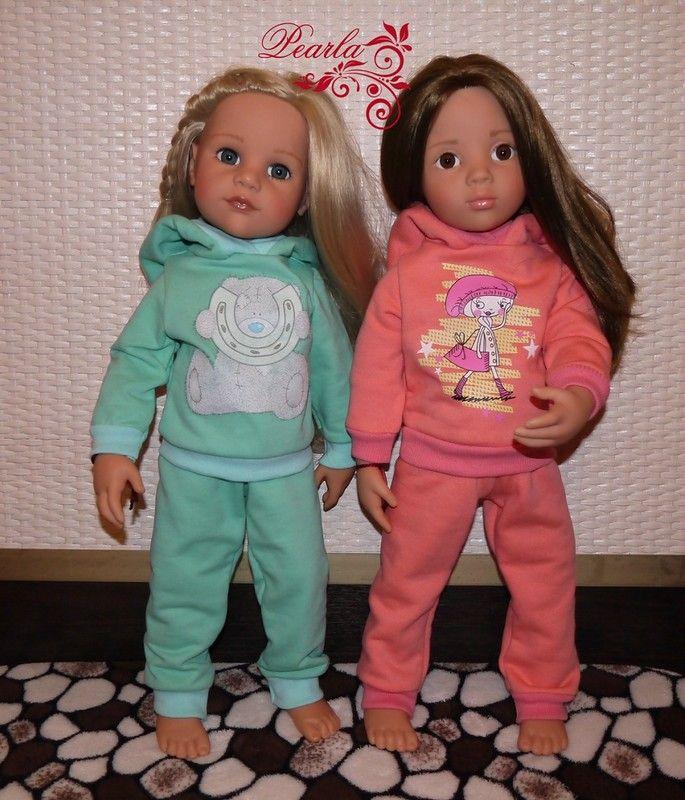 Костюмчики для кукол Готц(Gotz) / Одежда для кукол / Шопик. Продать купить куклу / Бэйбики. Куклы фото. Одежда для кукол