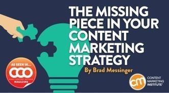 Vente Et Marketing Digital: The Missing Piece in Your Content Marketing Strate...