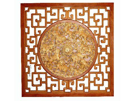 Dongyang Wood Carving - China culture Zhejiang