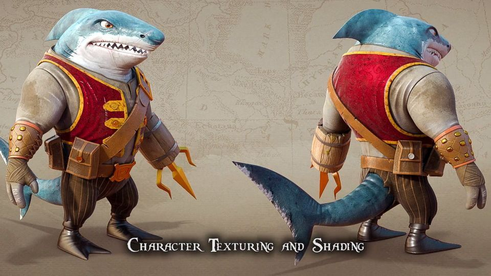Making of Pirate 101, Making of Pirate 101 by Clockwork VFX