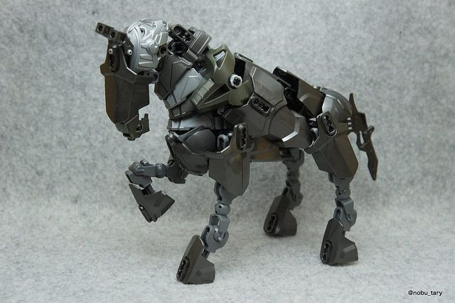BIONICLE Horse | nobu_tary | Flickr
