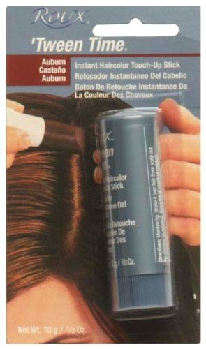 Roux Tween Time Instant Hair Color Touchup Stick 08 Auburn 3 Count