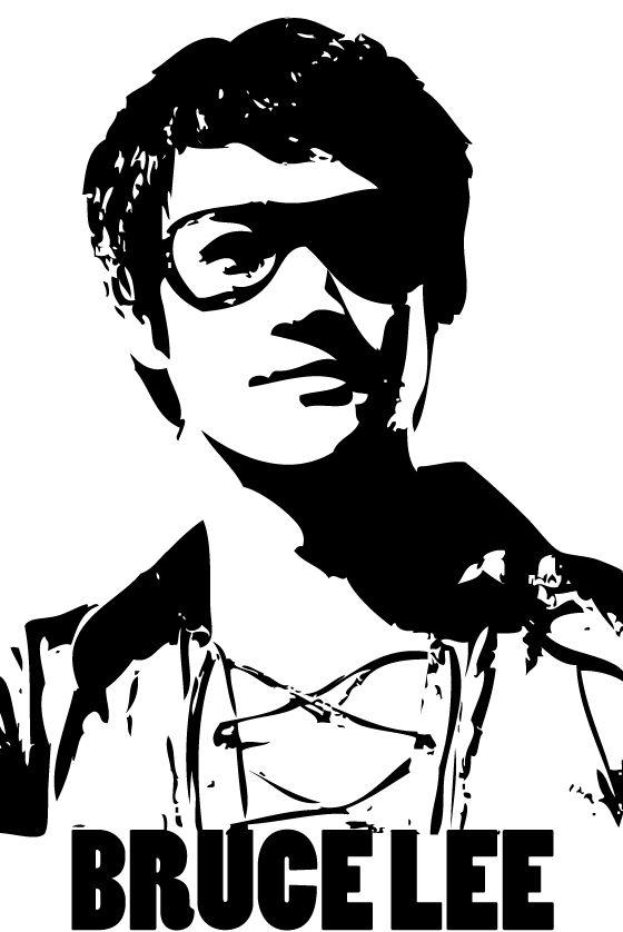 Imagen de http://ilustracionesgratis.com/wp-content/uploads/2011/personas/hombres/BRUCE-LEE.gif.