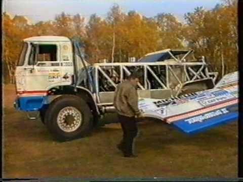 Jan de Rooy @ DAF Turbo Twin II