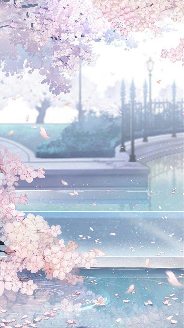 Wallpaper Duvar Kagidi Anime Scenery Wallpaper Scenery Wallpaper Anime Backgrounds Wallpapers