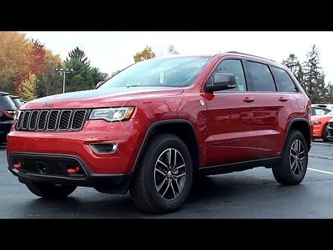 Mvs 2017 Jeep Grand Cherokee Trailhawk Youtube 2017 Jeep