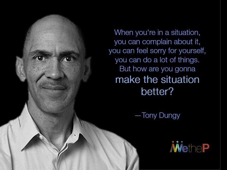 Leadership Lessons Pausch and Dungy