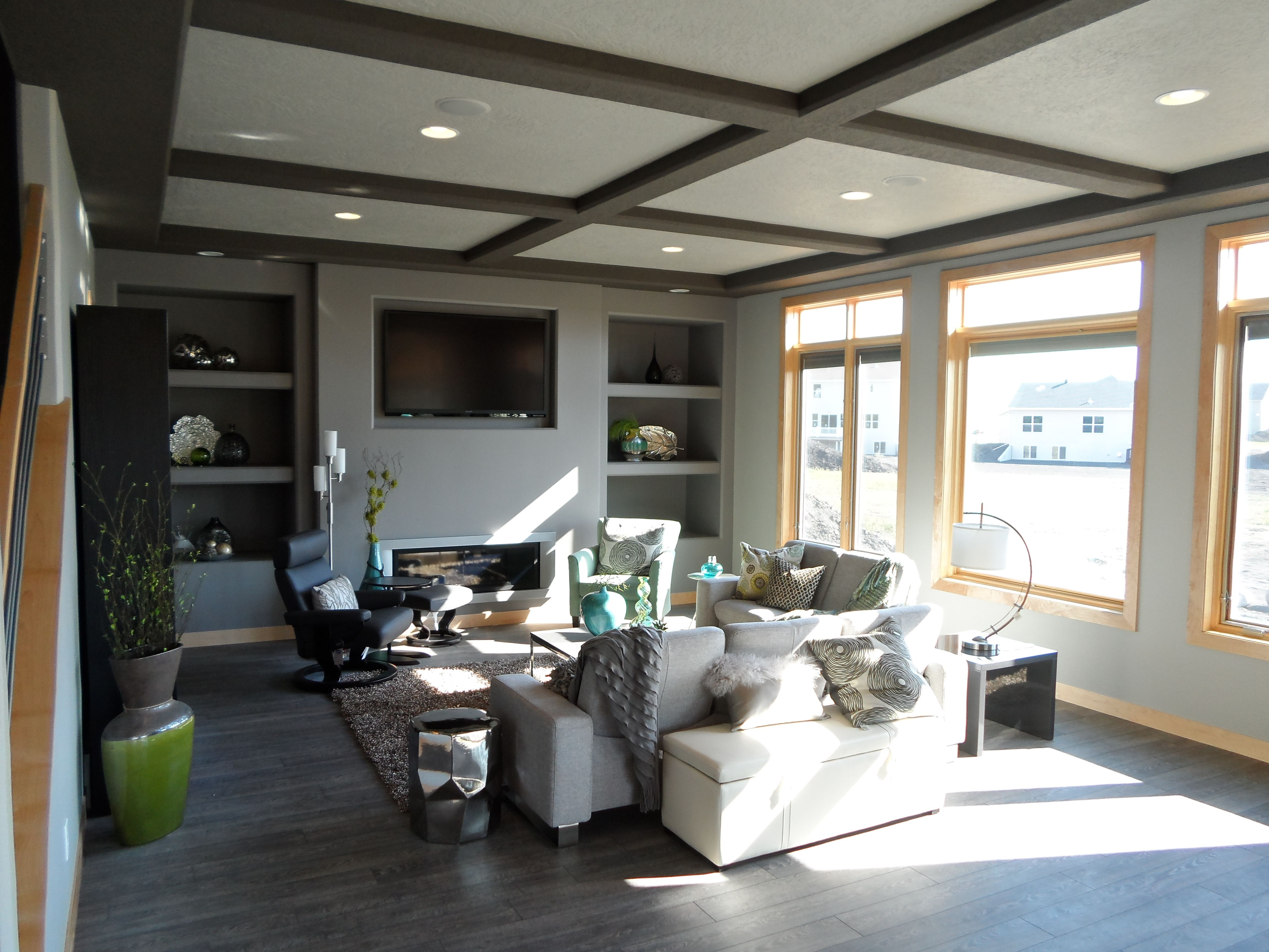 Designer Homes - Living Room - Pinterest - Personal Taste