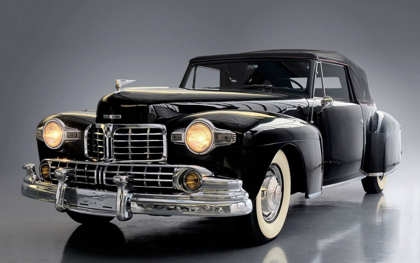 1946 lincoln continental cabriolet chassis no