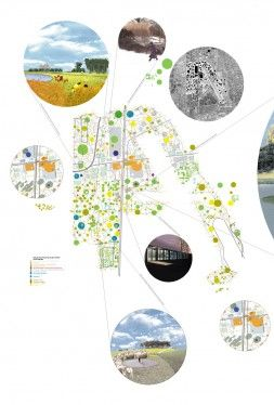 Downsview Park Competition by OMA & Bruce Mau. Reference for presentation