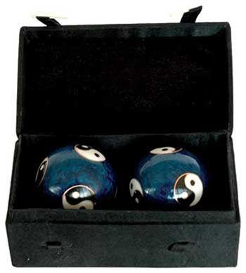 Yin Yang health balls