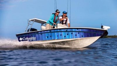 Win a Mako 18' LTS fishing boat at Columbia PFG