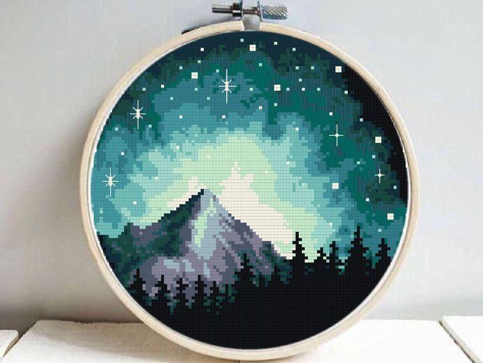 Peinture A L Aquarelle Peinture Galaxy Ciel De Nuit Galaxy
