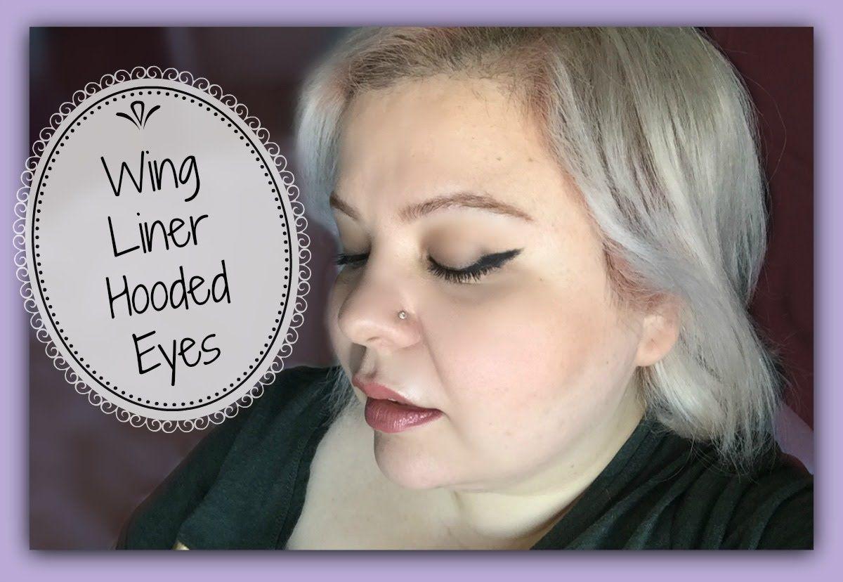 WINGED EYELINER TUTORIAL FOR HOODED EYES (OR ANY EYES!!!) // ELENIVTV - YouTube