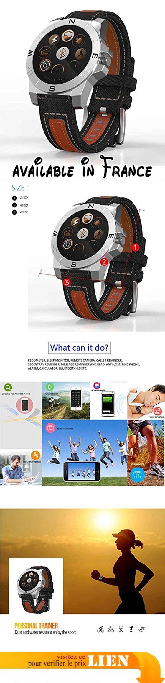 Antisueur Smartwatch de haute qualité, Smartwatch, Lens