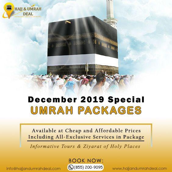 ⭐️ Welcome To Hajj and Umrah Deal ⭐️ 🕋 December Umrah ...