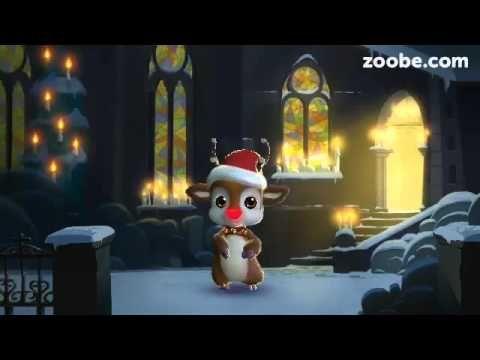 zoobe rudolph beginn der adventszeit youtube spr che. Black Bedroom Furniture Sets. Home Design Ideas