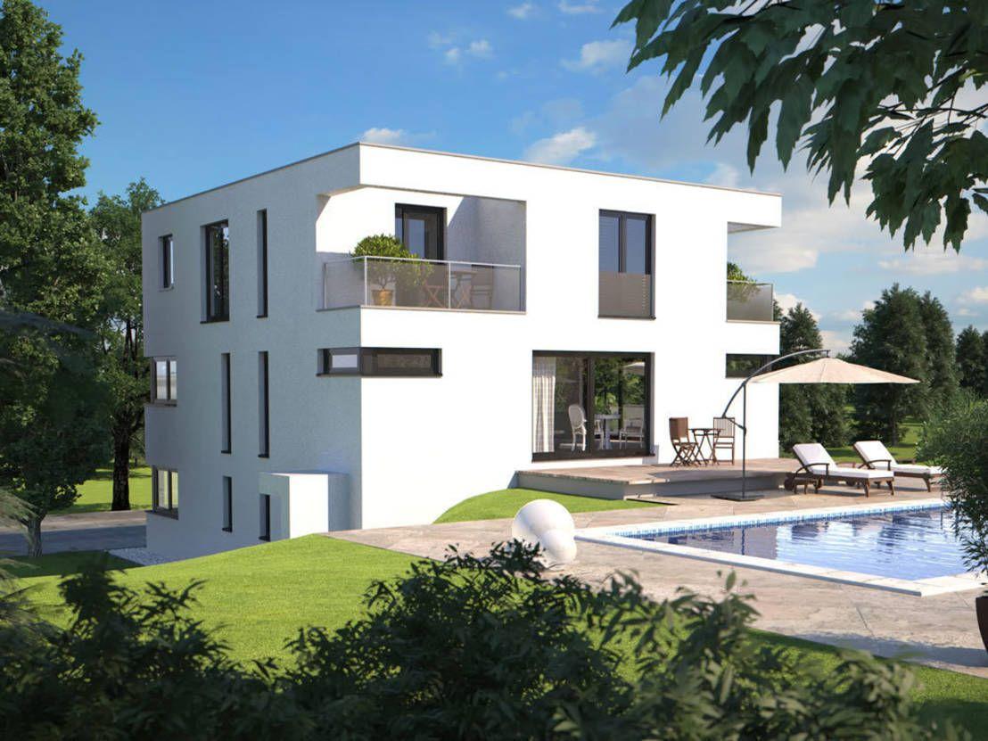 Häuser im Bauhaus-Stil   Bauhaus, Paar und Moderne häuser