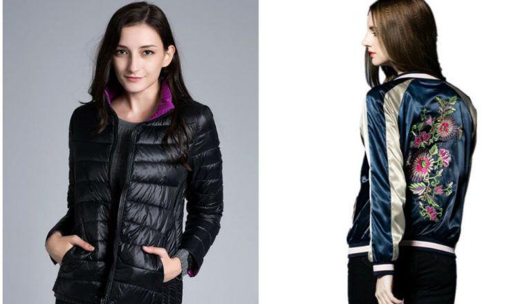 8568c6adb12 Модные куртки 2018  стильные женские куртки (фото)  куртки  осень  зима