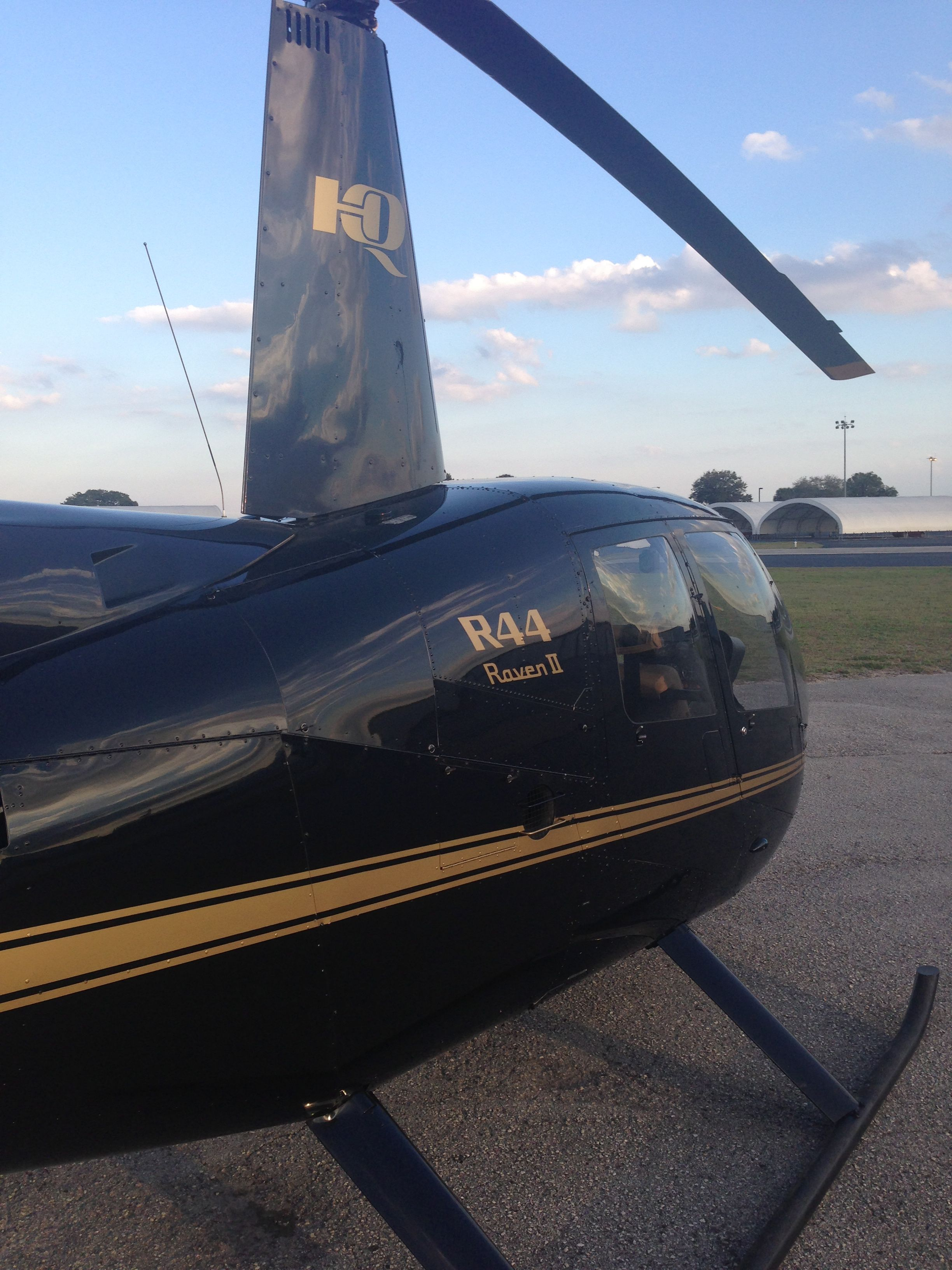 HQ Aviation provides professional Helicopter training