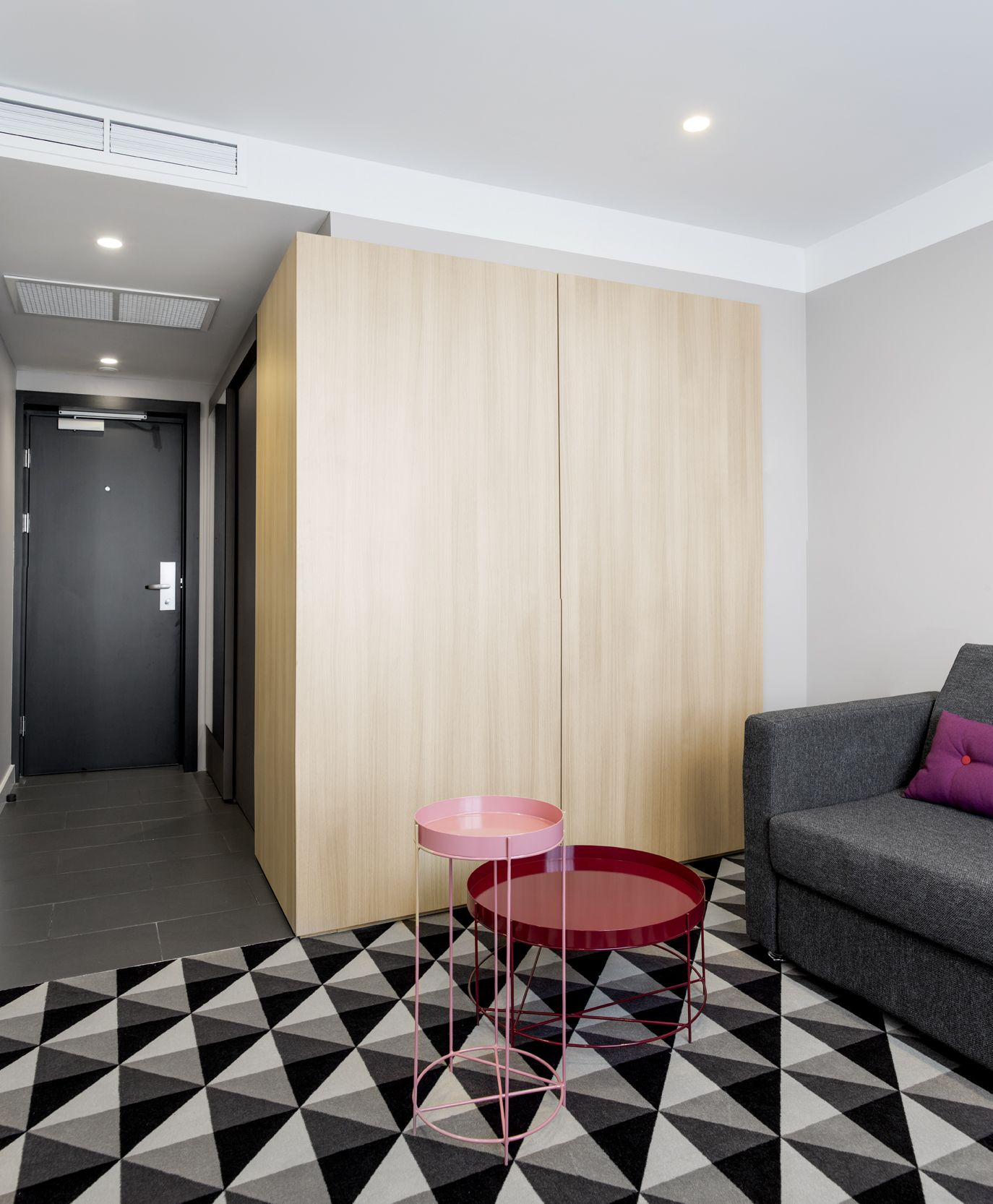 russia 2015 - azimut - international chain - modern - hotel room