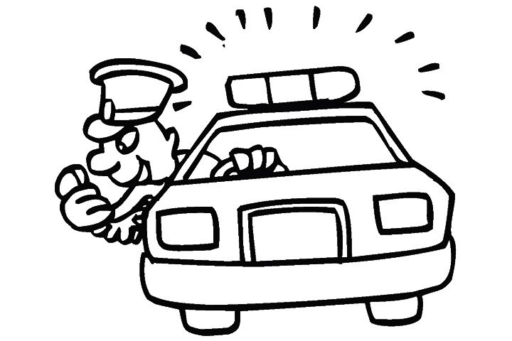 10 Best Police Police Car Coloring Pages Your Toddler Will Love Cars Coloring Pages Police Appreciation Police Cars