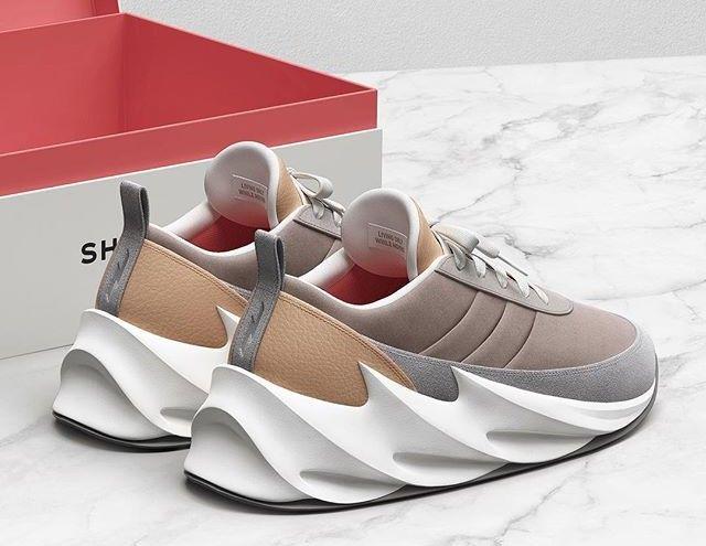 Take A Closer Look At The adidas SHARKS