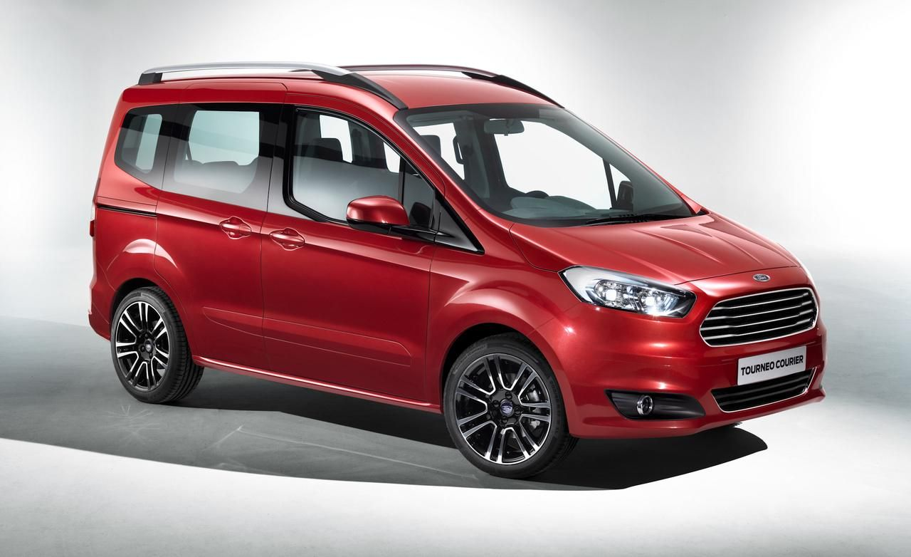 2014 Ford Tourneo Courier Ford Courier New Car Picture Ford