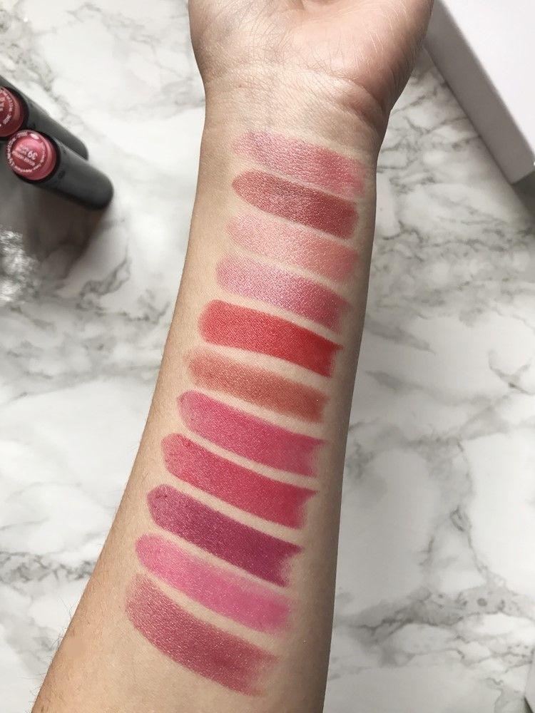 Yves Roger rouge vertige lip colors now on www.modewahnsinn.de #beauty #lips #lipstick